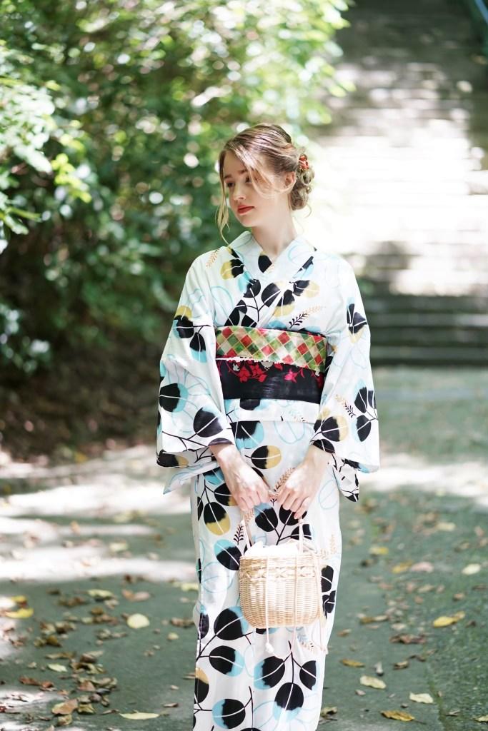鎌倉花のん 浴衣