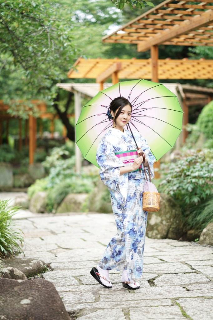 鎌倉花のん レース着物