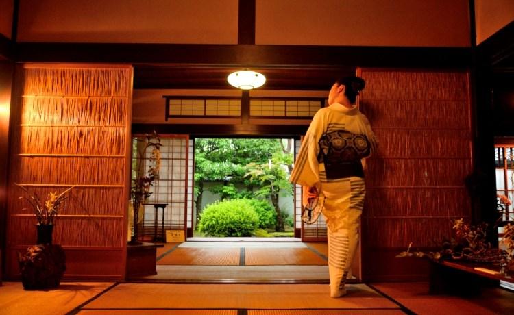 新之助上布、キモノスタイリング研究、滋賀県琵琶湖へ着物旅