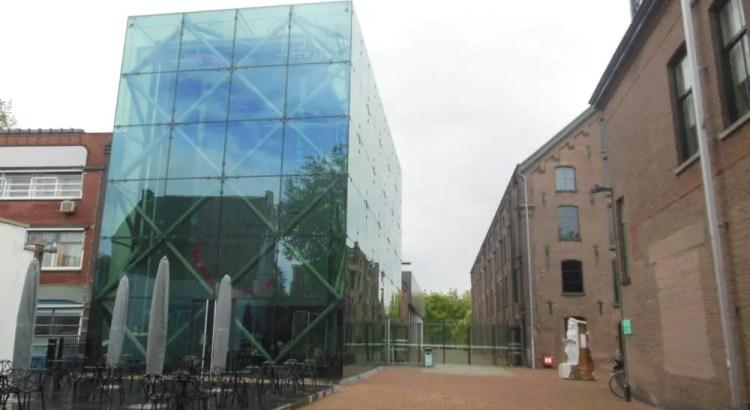 TextielMuseum Tilburg buitenkant