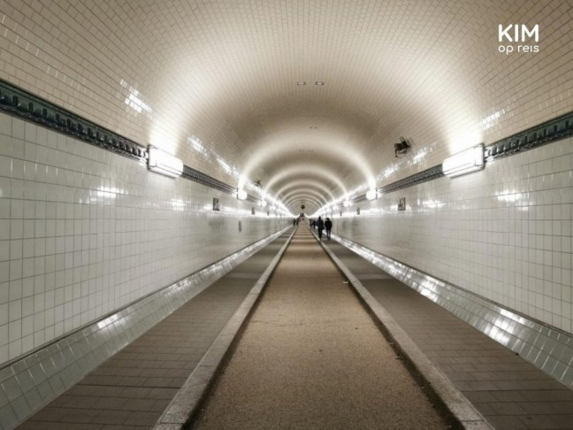 Bezienswaardigheid Hamburg Alter Elbtunnel
