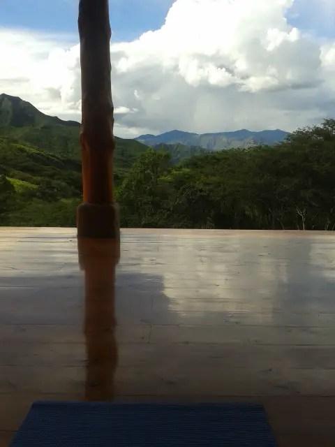 Vilcabamba yoga