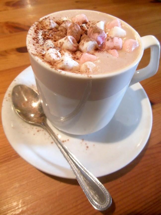 Blessington Grangecon Café warme chocolademelk
