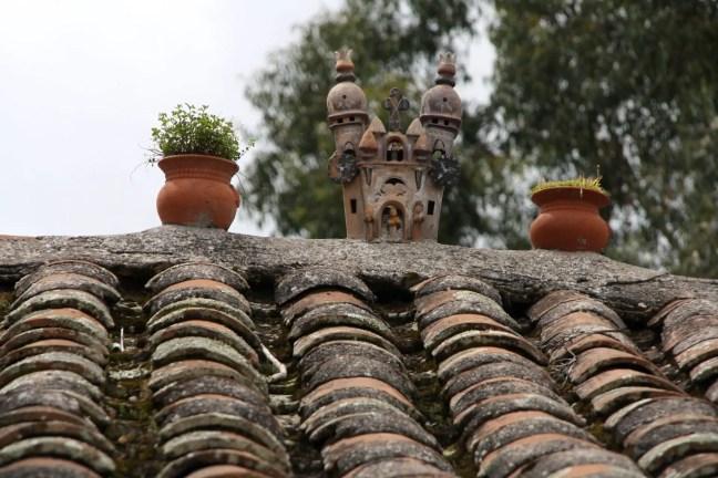 quinua dak keramiek