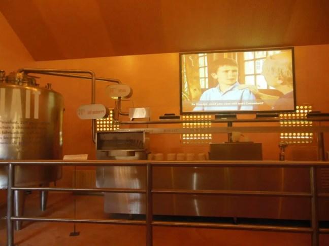 video La Maison du Camembert