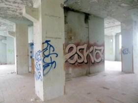 graffiti Sphinxkwartier