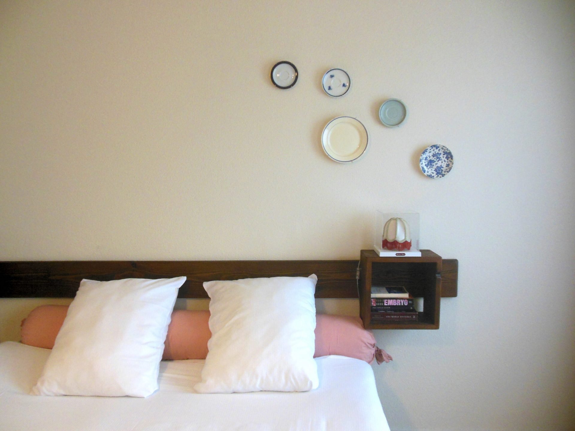 bed hotelkamer Townhouse Hotel