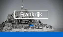 Bestemming Frankrijk
