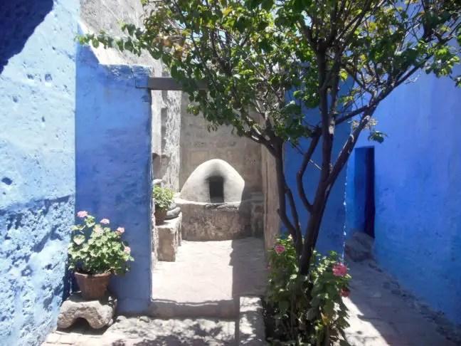Klooster of Griekse vakantieplek?