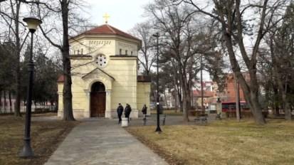 Om de Skull Tower is een kapel gebouwd.