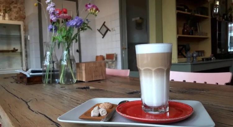 Koffie bij Stilleven in Breda