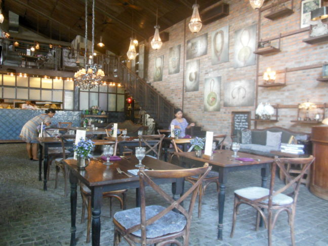 The Bistrot in Seminyak