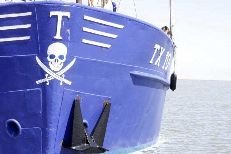 TX10 Emmie: de boot voor de tocht