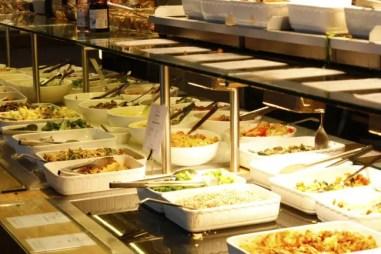De keuze is reuze bij buffetrestaurant Spirit