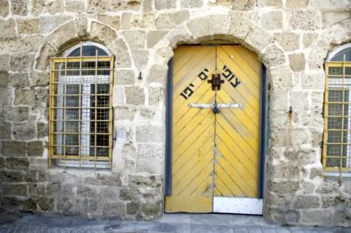 Kleurrijke, ouderwetse deuren. Altijd een foto waard!