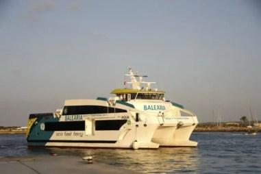 Balearia veerboot