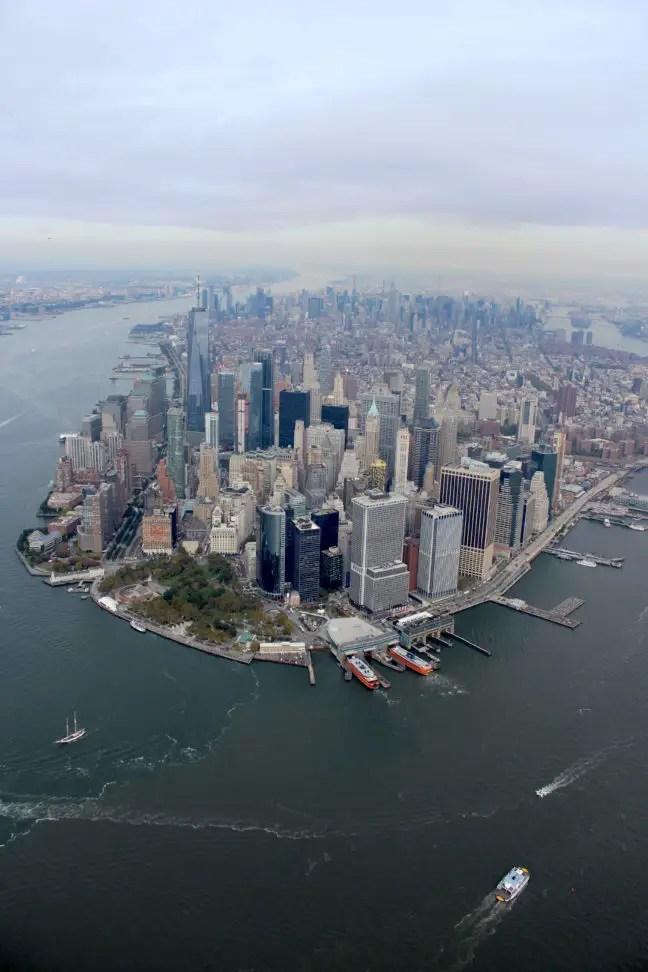 Manhattan, New York: wat een uitzicht!