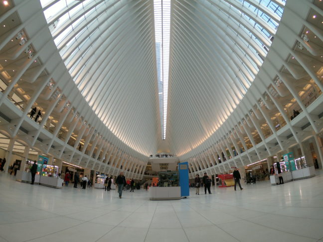 The Oculus, New York
