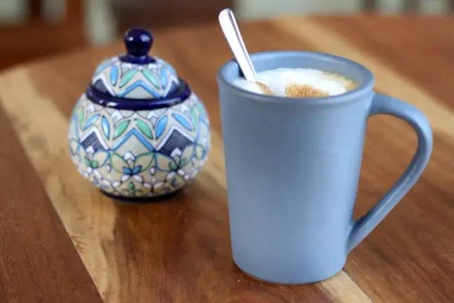Goede koffie hier bij Yerbabuena!