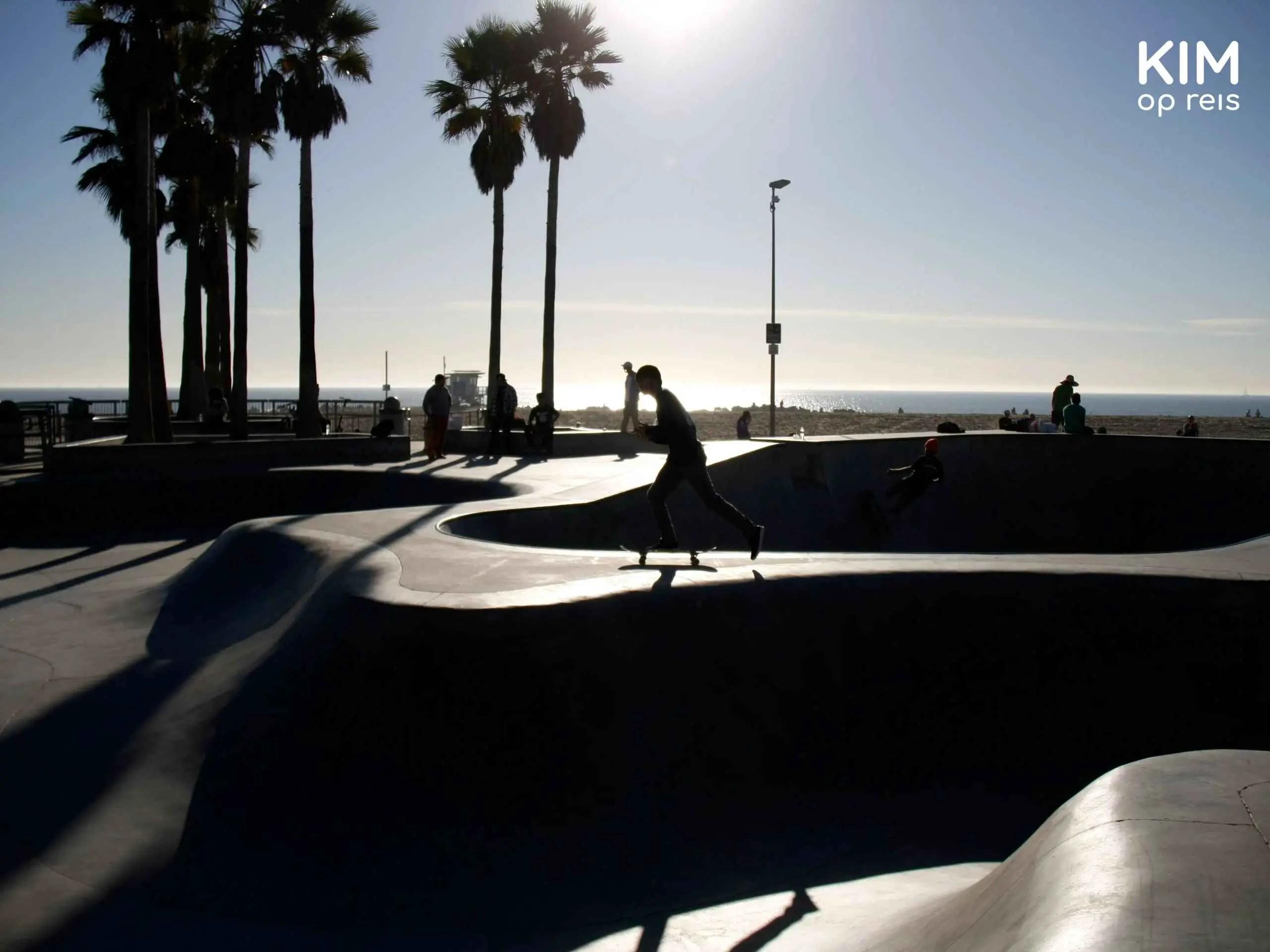 Skatepark Venice Los Angeles