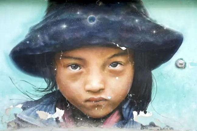 Eén van de meest gefotografeerde kunstwerken van het eiland.