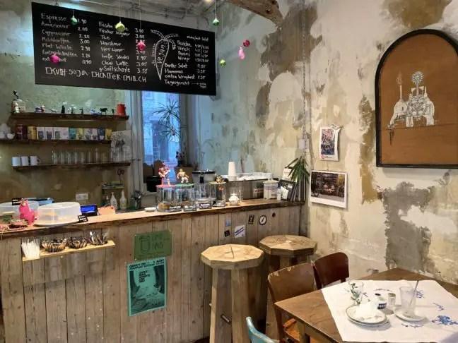 Nasch koffietentje Hamburg