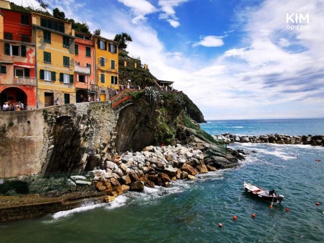 Haven van Riomaggiore