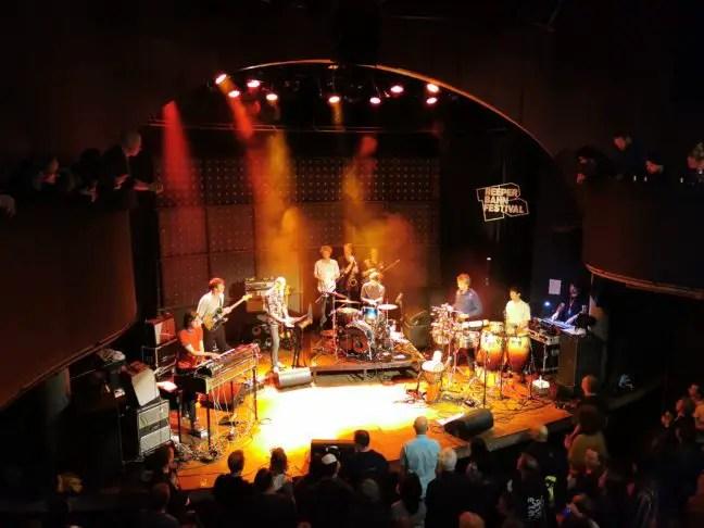 Optreden in Mojo Club Hamburg