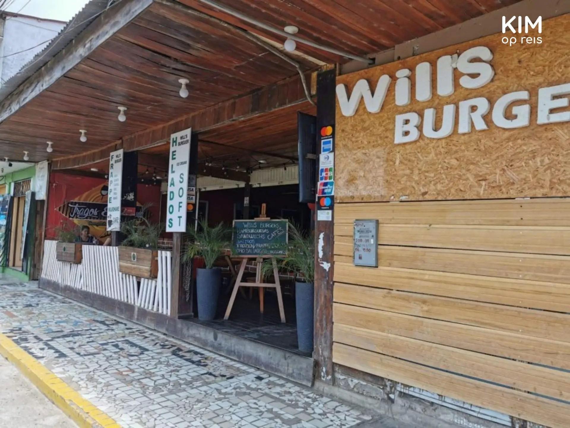 Will's Burger