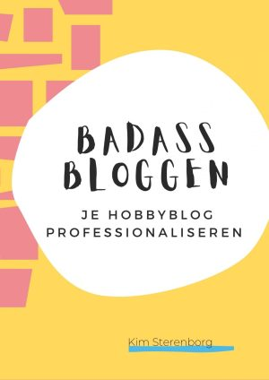 Badass Bloggen - cover