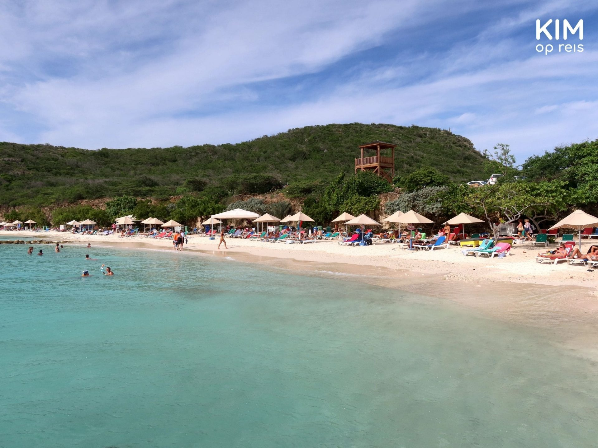 Playa Porto Marie beach