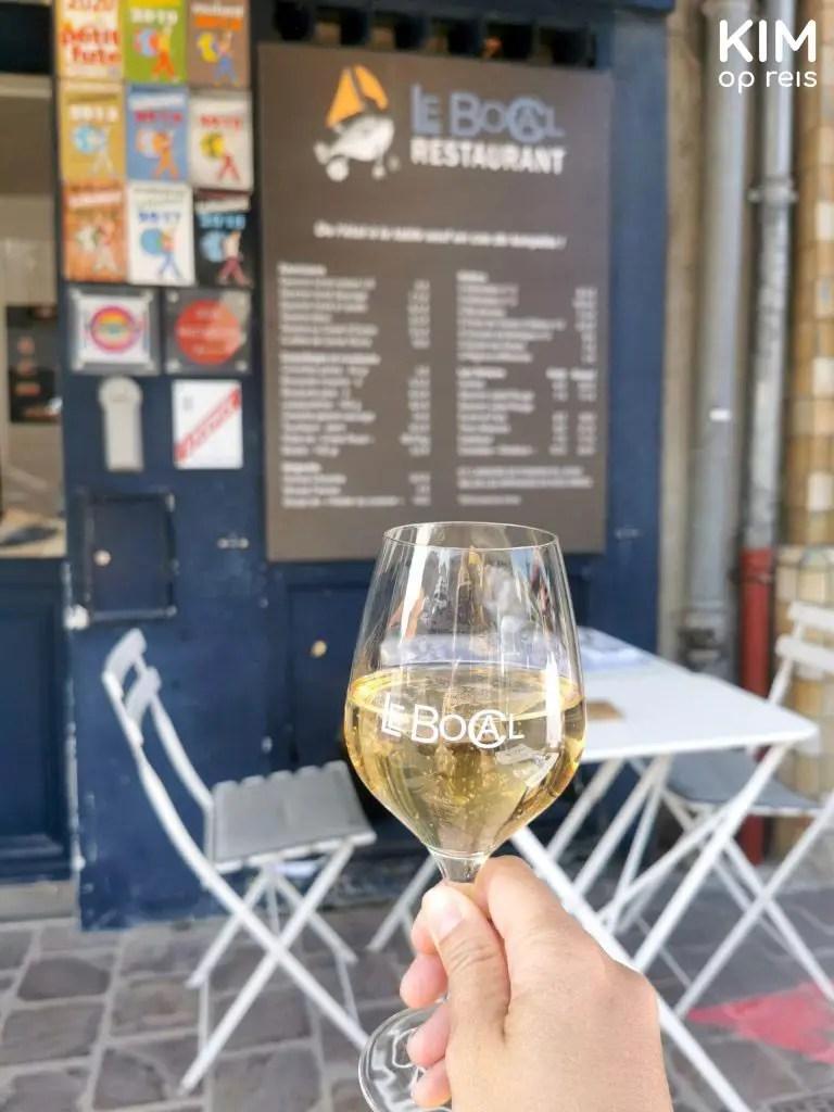 Le bocal restaurant Reims