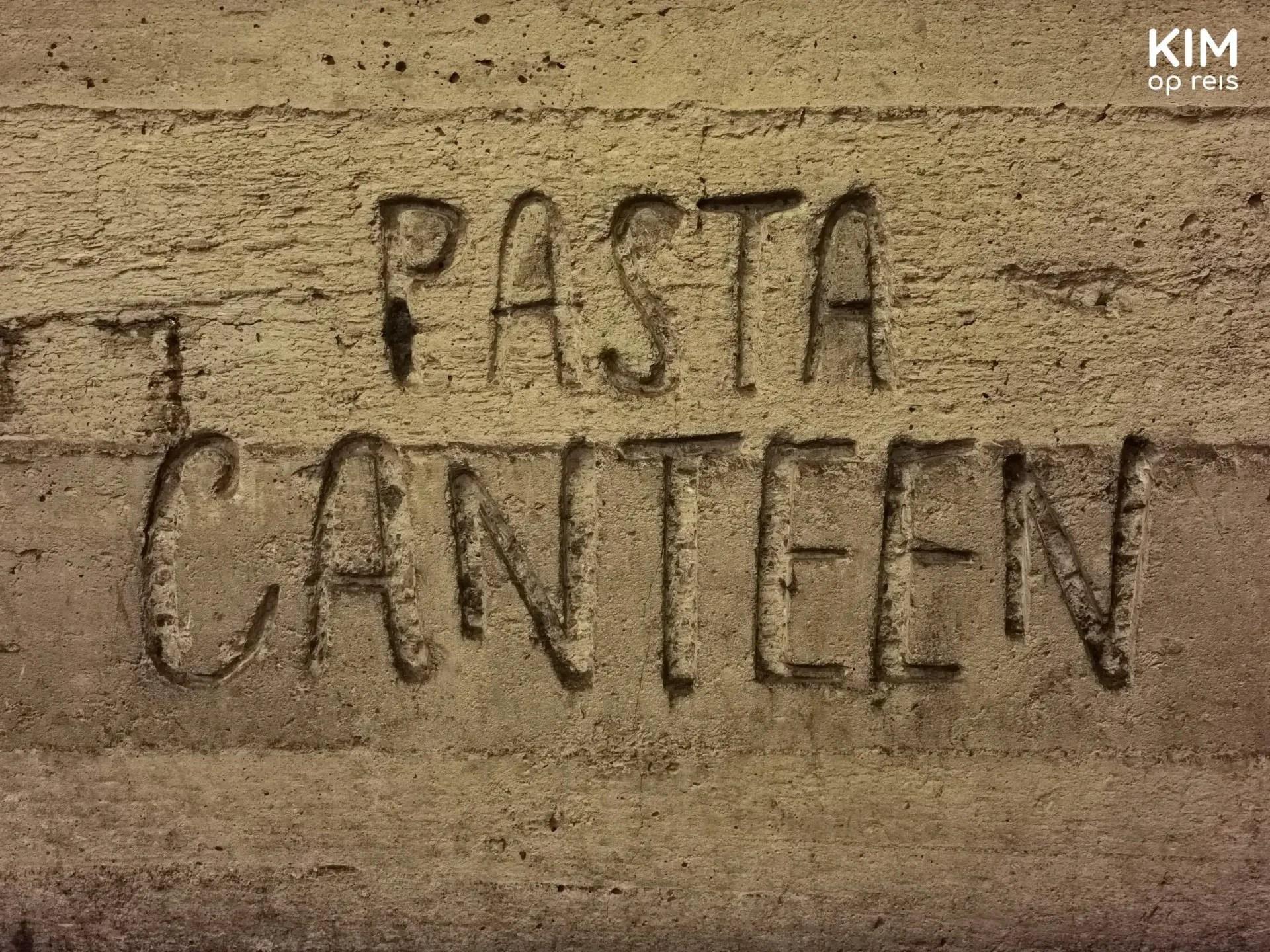 Logo Pasta Canteen