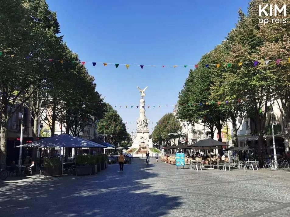 Place Drouet d'Erlon Reims