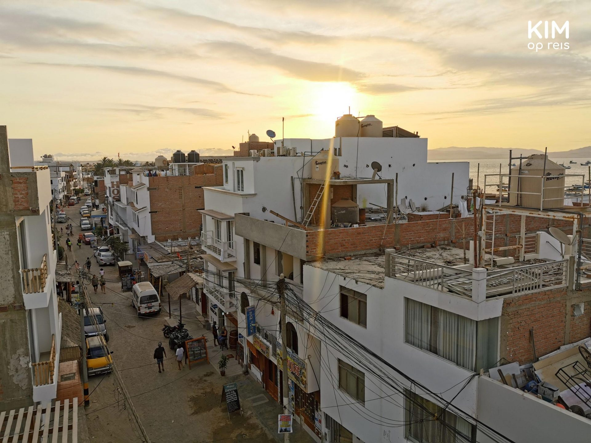 Uitzicht Paracas