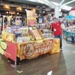 ALOHA HAWAII NEI FESTIVALポップアップストア