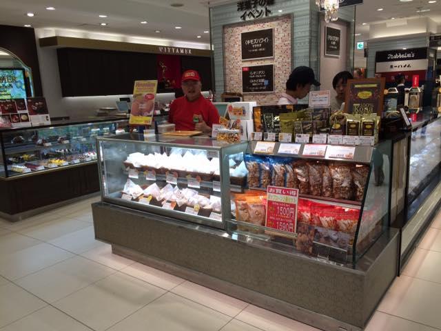 松坂屋百貨店上野店ポップアップストアがスタート‼︎