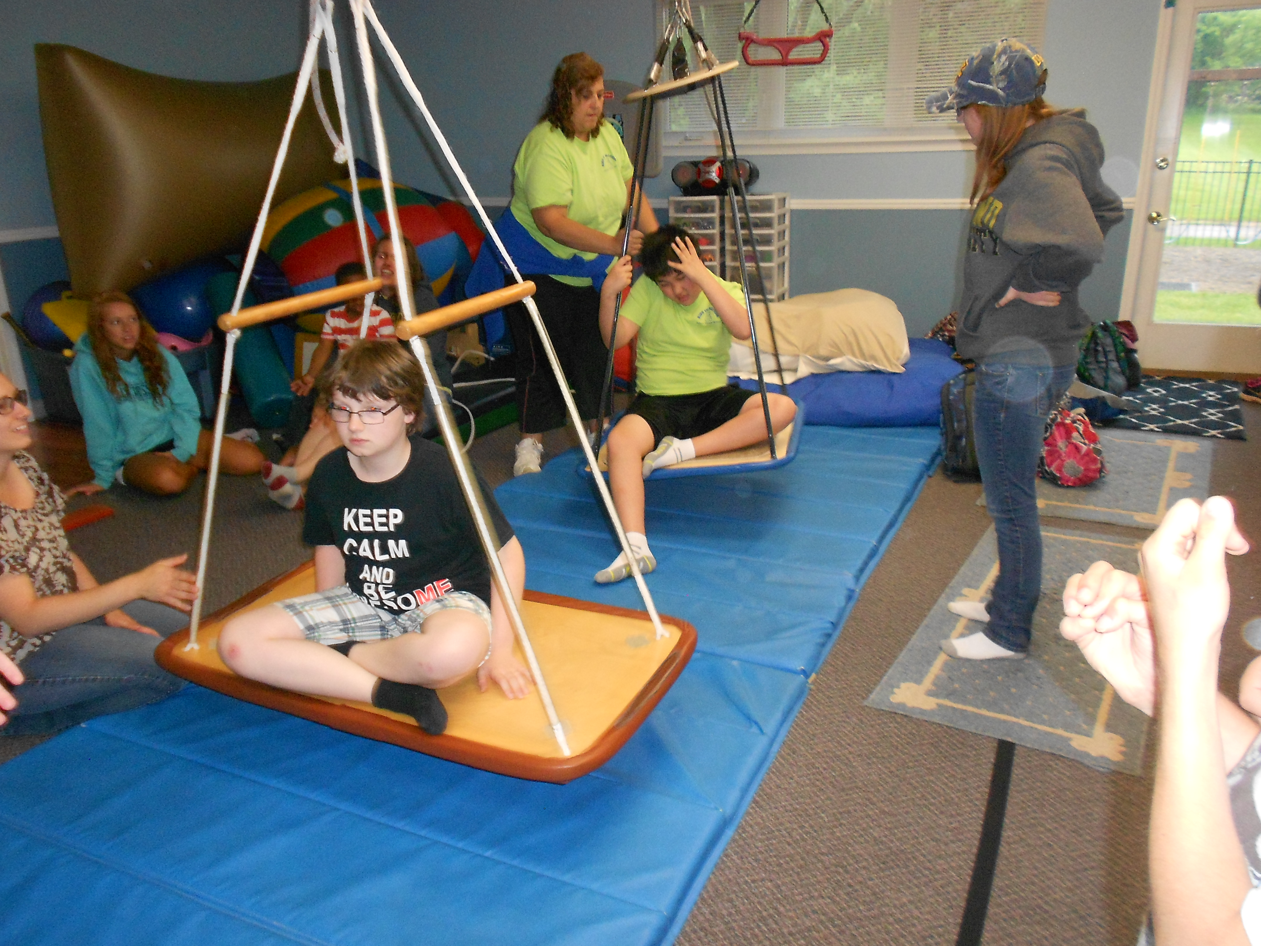 Summer Fun Day Camp For Children With Special Needs