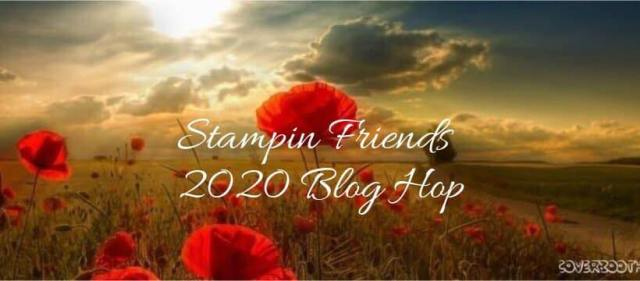 Stampin' Friends Blog Hop