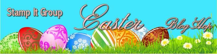 Stamp It Blog Hop Easter