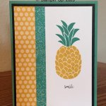 August 2020 #simplestamping challenge