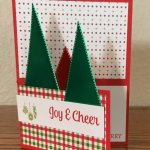 Tree Angle Gift Card Holder
