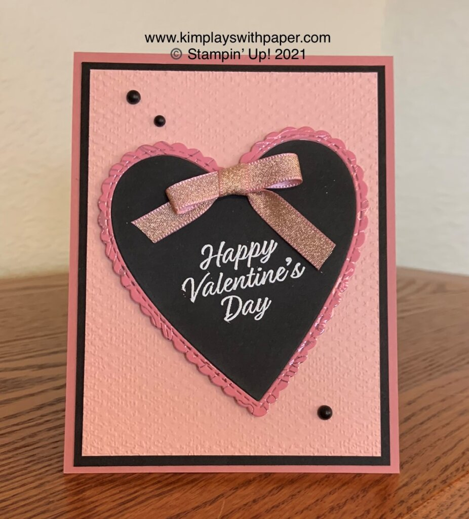 Love You Always Specialty Designer Series Paper