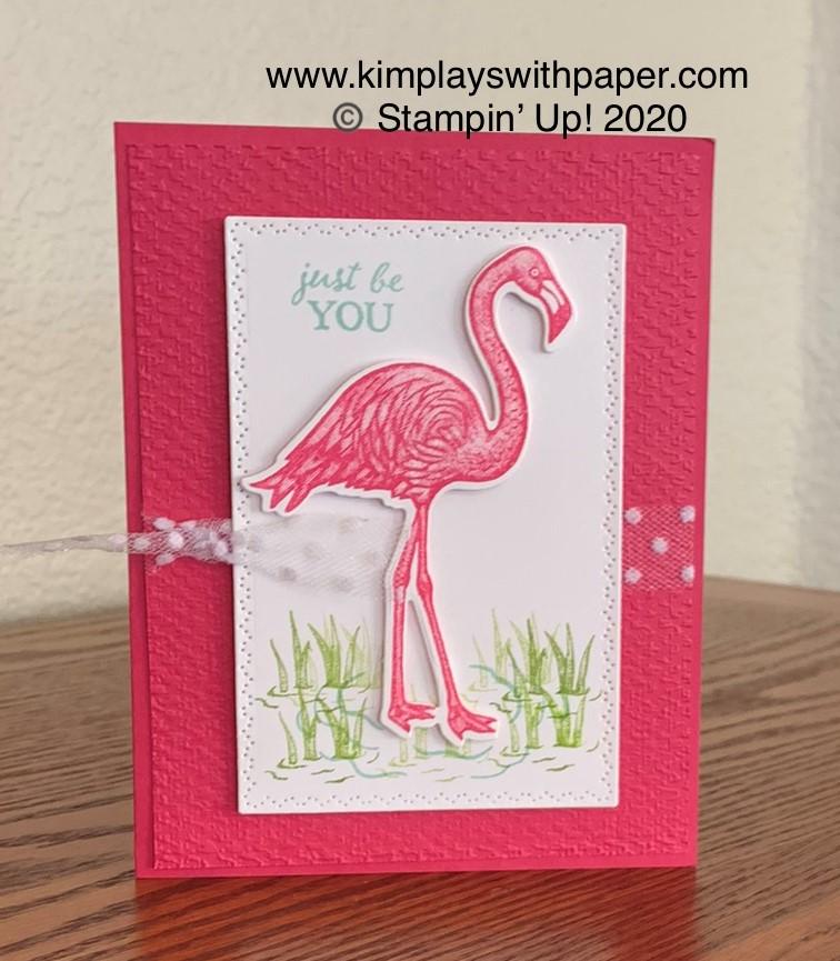 Friendly Flamingo