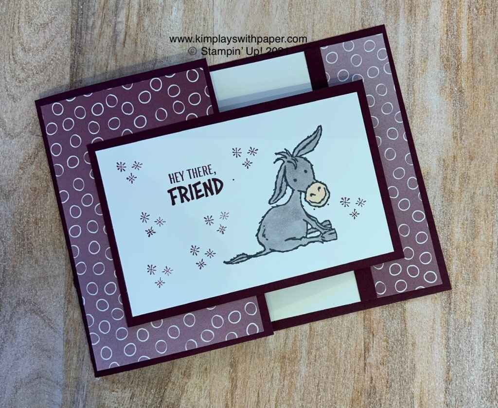 Fun Fold Sale-A-Bration Cards