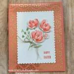 Art Gallery Easter Card