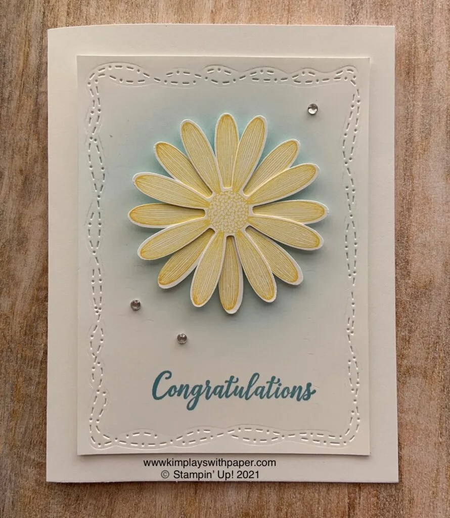 Stitched with Whimsy Congratulations