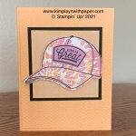 Hats Off Card Samples