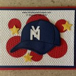 Hats Off Birthday Card