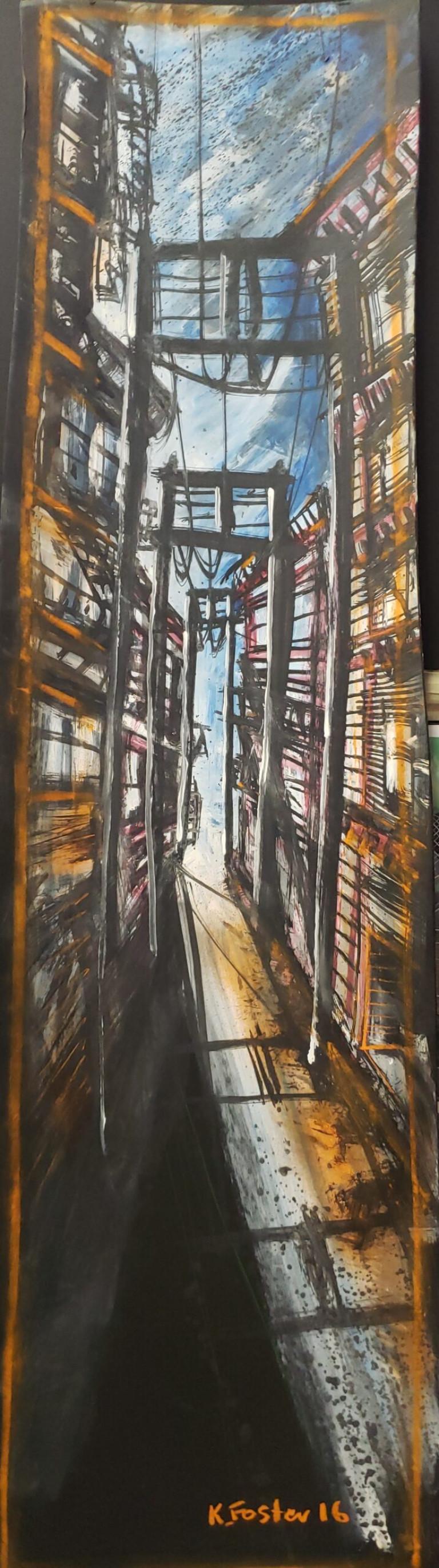 daytime alley